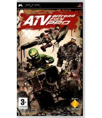 ATV Off Road Fury Pro (PSP)